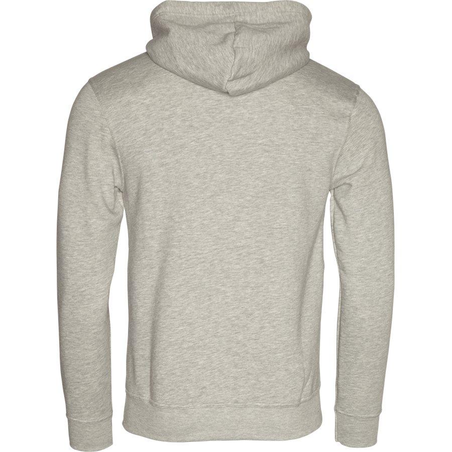 FAYETTE - Fayette Sweatshirt - Sweatshirts - Regular - GREY MELANGE - 2